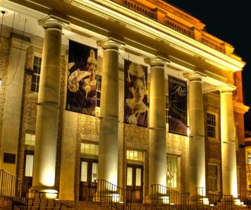 Photo of Arts center